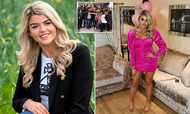 Student who beat cancer at 22 begs young women to check for lumps