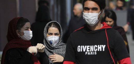 Iran lawmaker says 50 dead from new virus in city of Qom