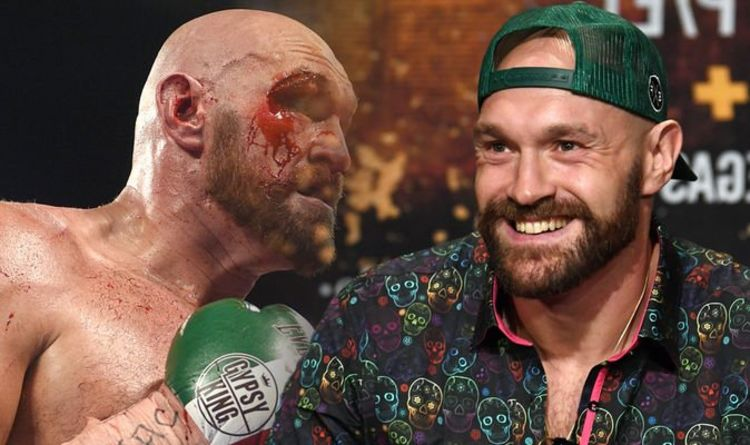 Tyson Fury health: 'It never goes away' Latest on boxer's health as he prepares for fight