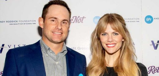Brooklyn Decker, Andy Roddick's Kids Are 'Not at All' Interested in Sports