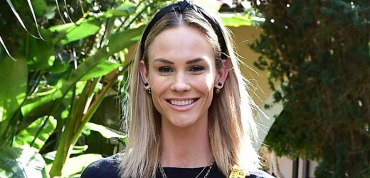 Meghan King Edmonds Slams Mom-Shamers as She Shares Lingerie Photo