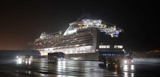 Experts ponder why cruise ship quarantine failed in Japan
