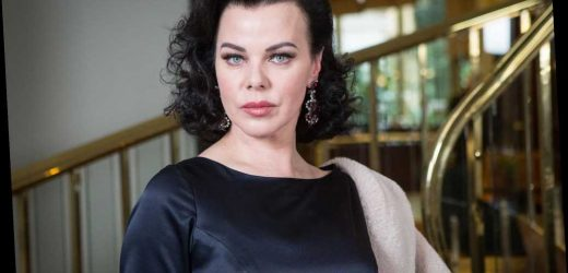 Younger Star Debi Mazar Tests Positive for Coronavirus: 'My Lungs Are Heavy, But I'm Tough'
