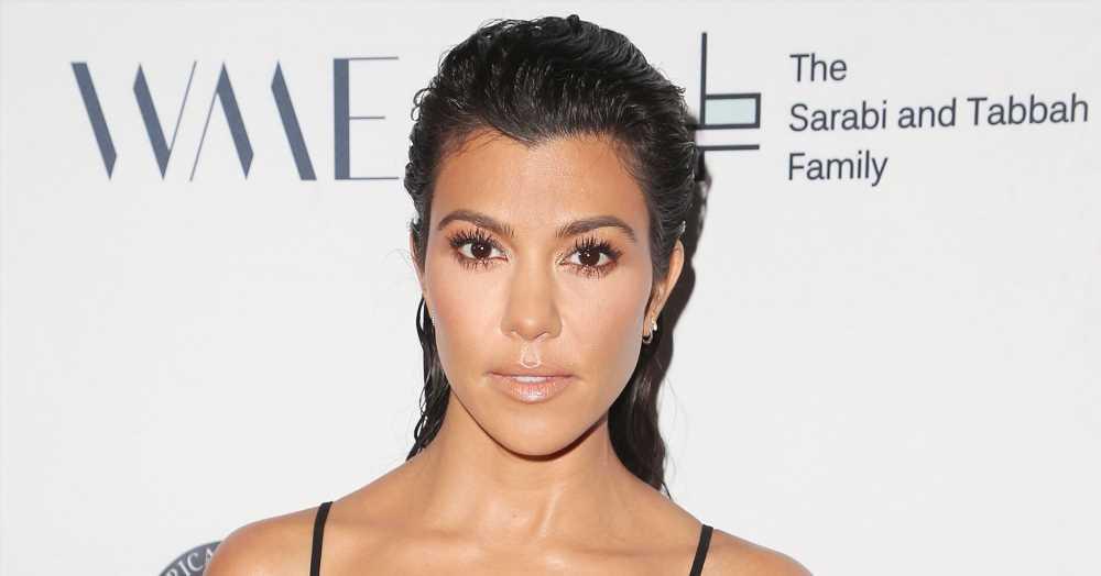 Kourtney Kardashian Will 'Never Apologize' for Kissing Her Kids on the Lips
