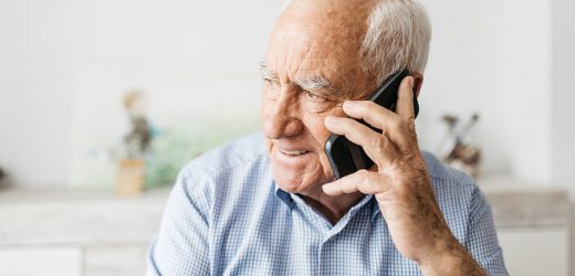 5 Tips to Help You Talk to Your Older Parents About Social Distancing