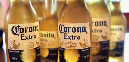 Sales of Corona Beer Are Actually Up 5% This Month, Brewery CEO Says