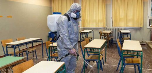 Father-Daughter Quarantined For Coronavirus Attend School Dance Anyway