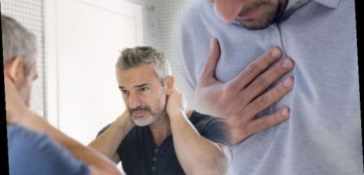 Heart attack: The lesser known warning sign which lies in a person's hair