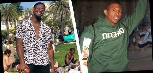 This Guy Went From Star Linebacker to Homeless. Now He's Helping Others.