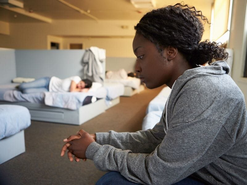 Homeless shelters are 'tinder boxes' for coronavirus, studies show
