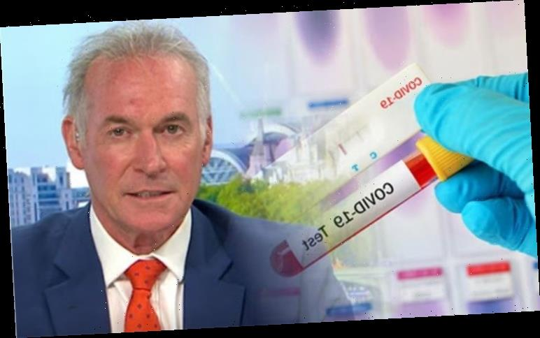 Coronavirus test: Dr Hilary says the LAMP test could be 'a game-changer' – what is it?