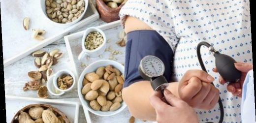 High blood pressure: The nut shown to have the strongest effect on your reading