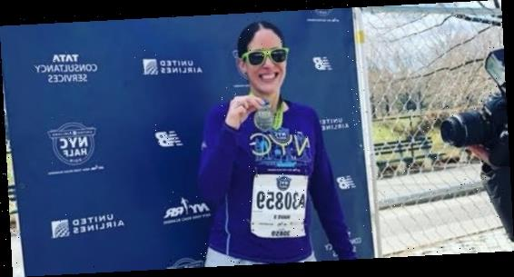 A Slower Pace Told This Doc She Had COVID-19. Here's Her Advice to Runners