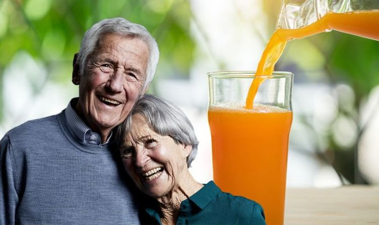 How to live longer: Drinking this juice daily could lower your risk of early death