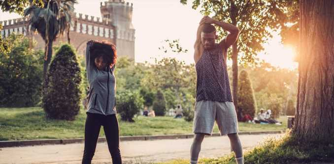 Chronic stress is affecting your mental health. Here's how exercise can help.