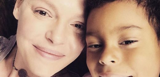 Katherine Heigl Is Struggling to Tell Daughter About George Floyd's Death