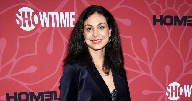Morena Baccarin Encourages Kids to Share Coronavirus 'Fears and Anxieties'