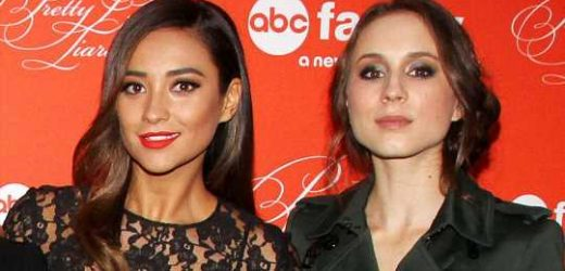 Shay Mitchell: I Have Troian Bellisario 'on Speed Dial' for Mom Advice