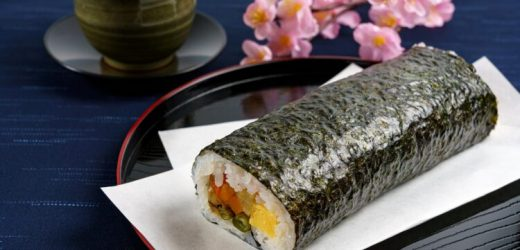Sushi seaweed sheets are often full of substances harmful to health – Naturopathy, naturopathic specialist portal