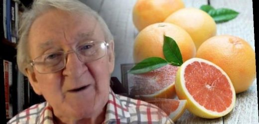 Statins warning: Dr Chris reveals the one fruit to steer clear of to avoid side effects
