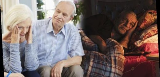 Dementia care: The five warning signs of the disease found in the way you sleep