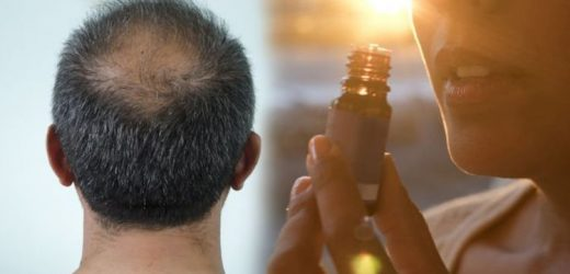 Hair loss treatment: Applying this oil onto the scalp could increase hair growth