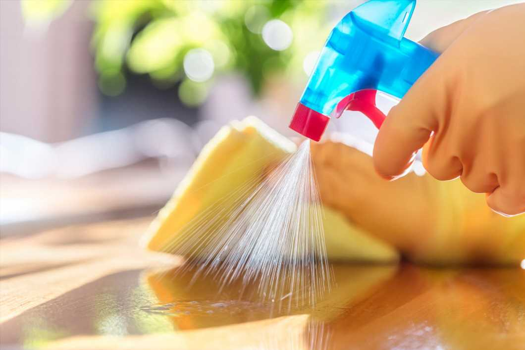 Amid coronavirus, more than a third of US adults are using cleaning products incorrectly: CDC study