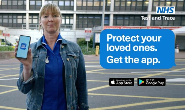Test and Trace app: NHS launches coronavirus app in England and Wales – full details