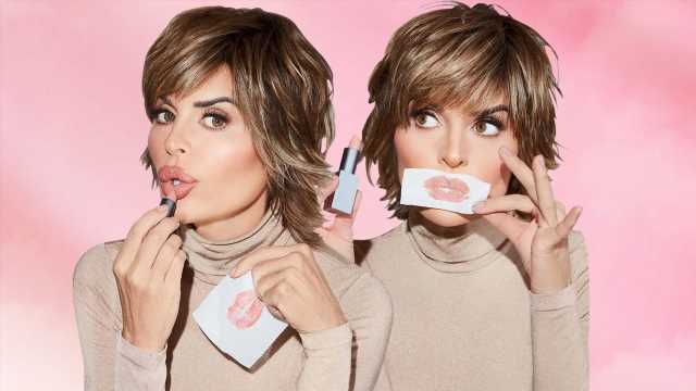 Lisa Rinna Is Launching Beauty Products