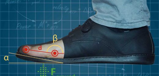Curve at tip of shoes eases movement but may lead to weaker muscles, problems: study