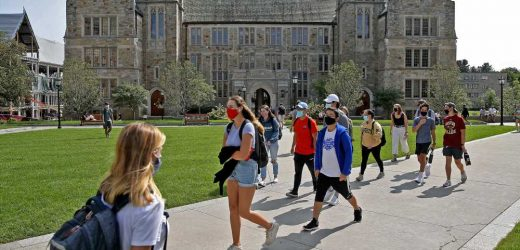 Sociologist Says College Hookup Culture Is 'Incompatible' with Preventing Coronavirus