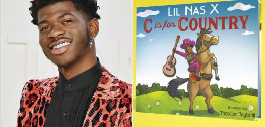 Lil Nas X Drops Children's Book C Is for Country: 'Best Kids' Book of All Time'