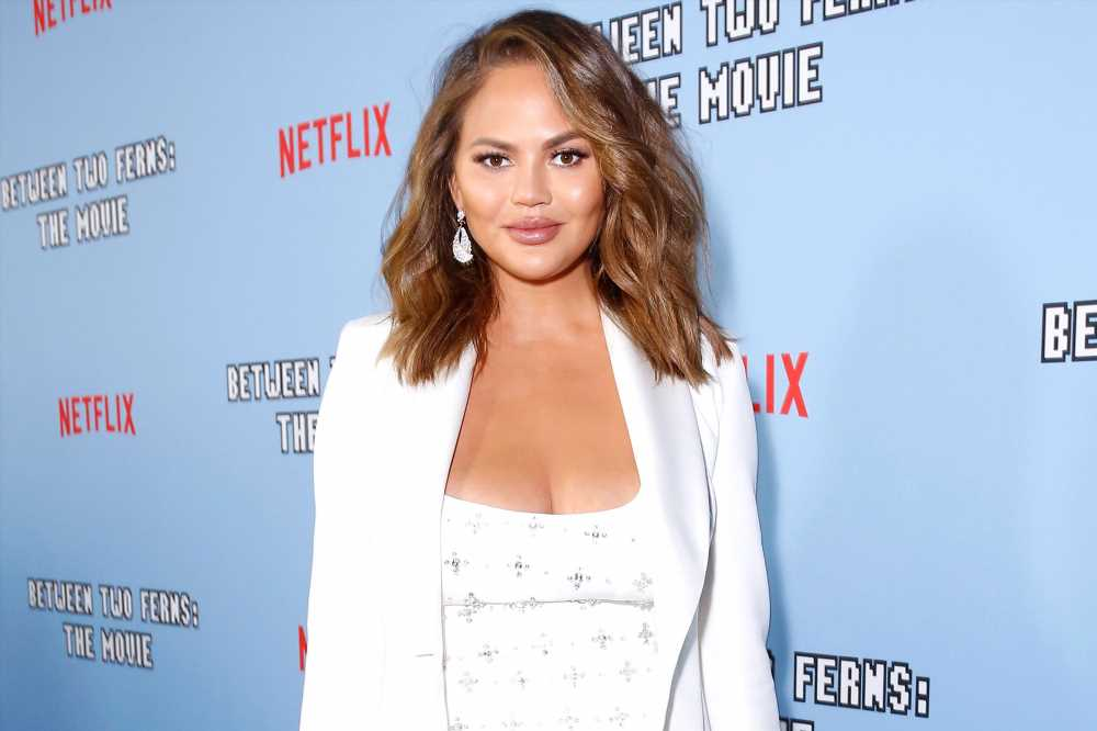 Chrissy Teigen Reveals Her Current Pregnancy Cravings — and How She's Avoiding Listeria from One