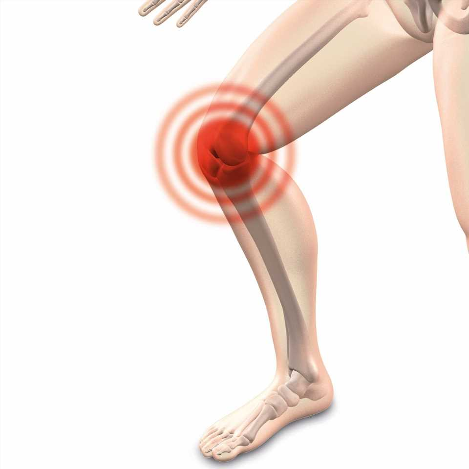 Workload linked with an increased risk of knee osteoarthritis