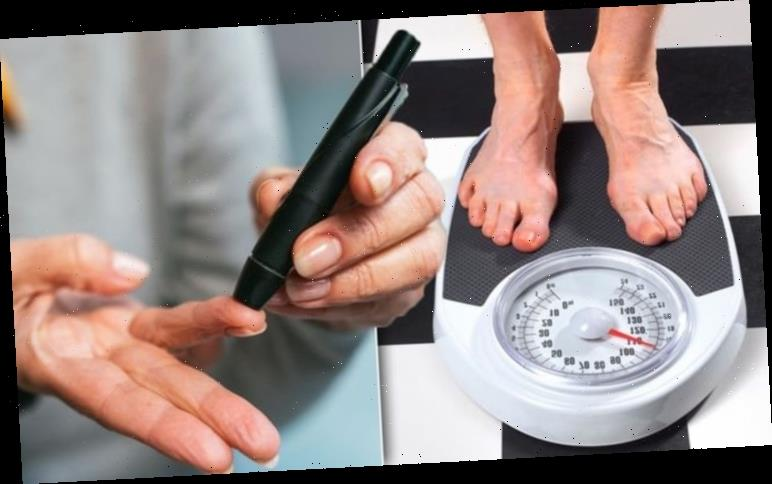 When your weight loss could be a sign of type 2 diabetes – should you speak to a doctor?