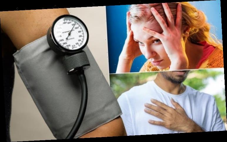 The seven signs of 'life-threatening' high blood pressure – and you may be ignoring them