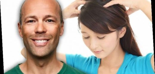 Protect against hair loss and stimulate hair growth with a simple scalp massage