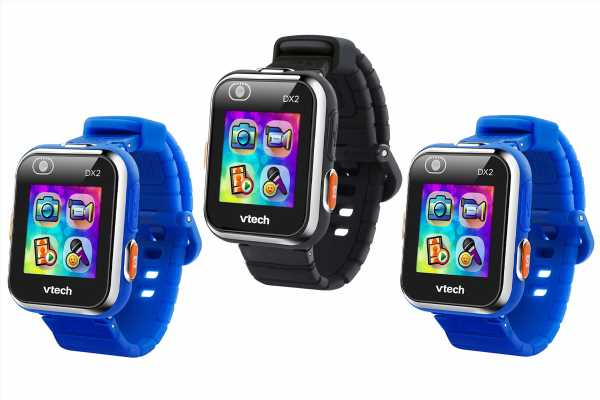 Kids Say This Smartwatch Is the 'Best Gift' They Got Last Year (and It's on Sale)
