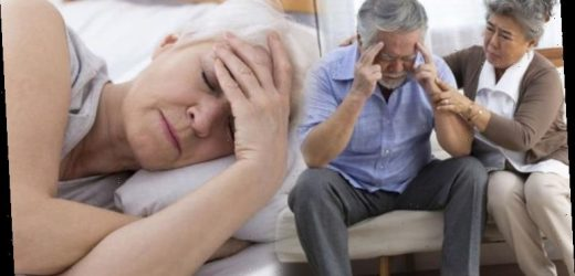 Dementia care: Sleep disturbances, memory loss and difficulty planning are key early signs