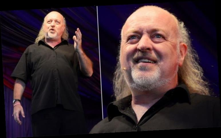 Bill Bailey: Comedian's hair loss 'likely caused by male pattern baldness' says expert
