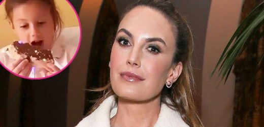 Elizabeth Chambers Claps Back at Criticism After Kids Eat Sweets Before Bed