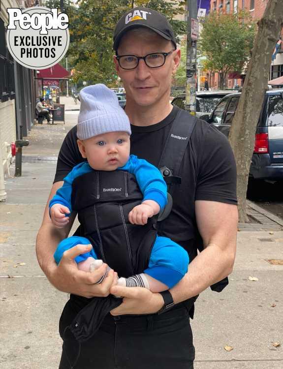 Anderson Cooper's Son Wyatt Morgan Is PEOPLE's Cutest Baby Alive 2020!