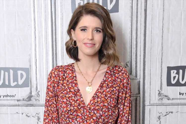 Katherine Schwarzenegger Pratt Says It's Been 'Really Hard' to Sleep While Baby Lyla Rests