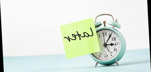 What It Means If You Always Procrastinate – The List