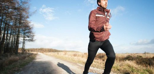 Running during a pandemic: Finding strength, solace and staying injury-free