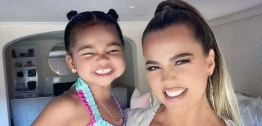 Khloe Kardashian's Sweetest Quotes About Raising Her Daughter True