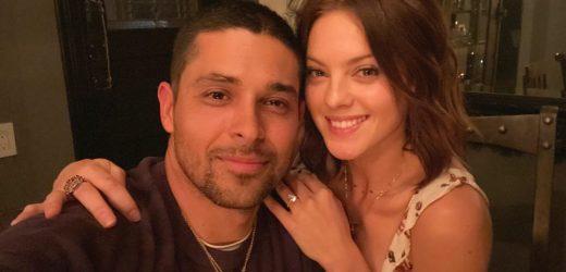 Wilmer Valderrama and Fiancée Amanda Pacheco Expecting Their First Child