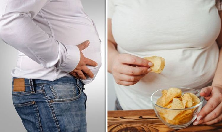 Could your belly be mistaken for Father Christmas's? One at-home activity to shed the fat