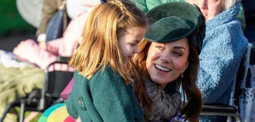 How Duchess Kate Spends Time With Princess Charlotte: Spider Hunts and More