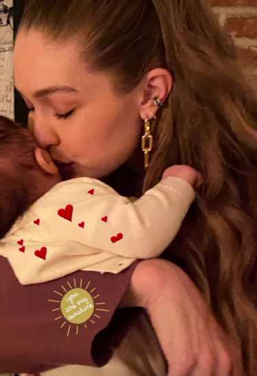 Gigi Hadid Reveals Name of Her and Zayn Malik's 4-Month-Old Daughter